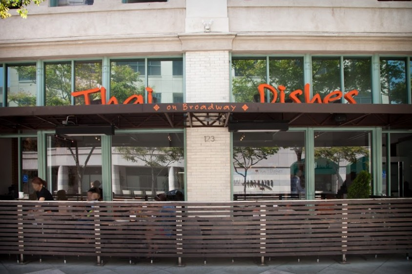 Thai Dishes on Broadway 1